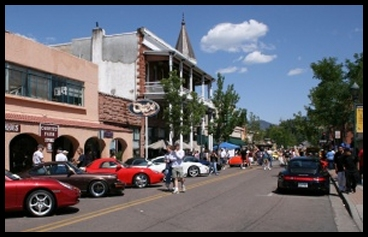 Flagstaff Route Days Car Show Route World - Route 66 car show