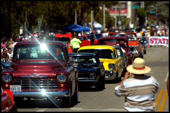 Route Rendezvous Renamed Relocated To Ontario Route World - Route 66 car show